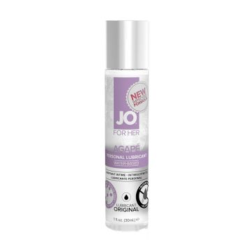 System JO - Agape Water Based Lubricant - 30ml
