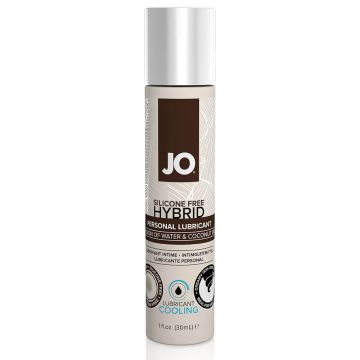 System JO Silicone Free Coconut Hybrid Cooling Lubricant 30ml