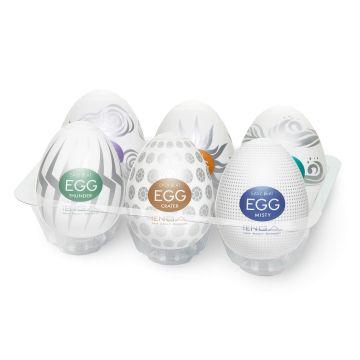 Tenga Egg 6 Pack Hard Boiled Variety Pack