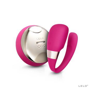 Lelo Tiani 3 Couples Vibrator Cerise