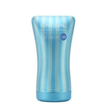 TENGA Soft Tube Cool Cup Edition