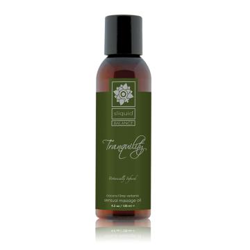 Sliquid Balance Collection Massage Oil – Tranquility 125ml