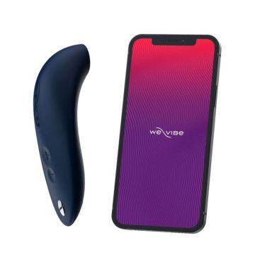 We-Vibe Melt Remote Control Clitoral Stimulator - Midnight Blue