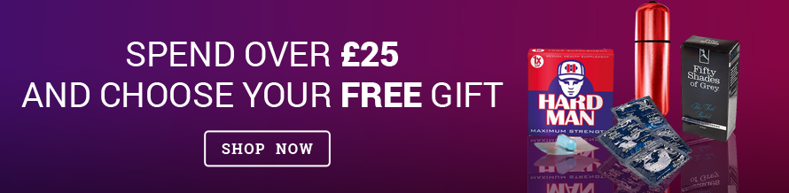 Free Gift over £25