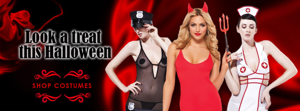 Look a treat this Halloween - Shop Costumes