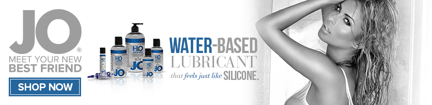 JO Water Based Lubricant