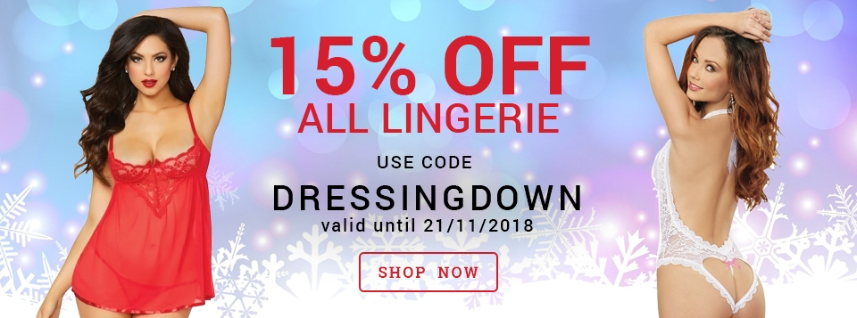Lingerie Promotion at Harmony Store