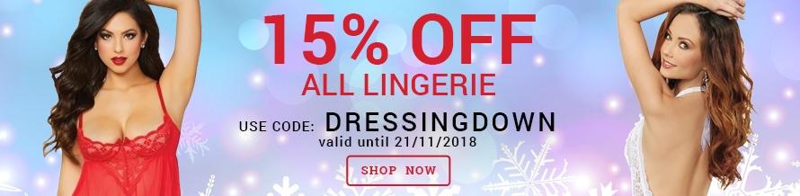 Lingerie Promotion