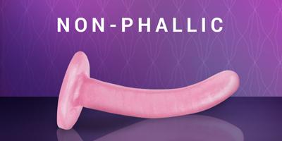 Non Phallic Dildos click here