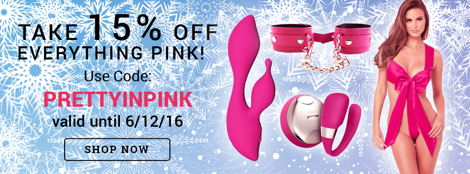 Pink Promotion at Harmony Store
