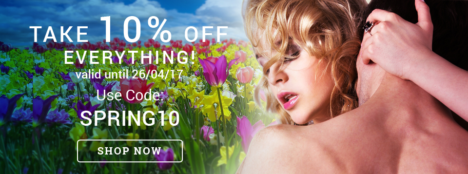 10% Off Everything for Spring at Harmony Store