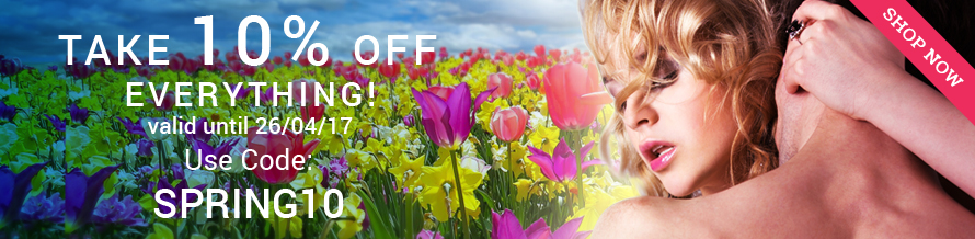 10% Off Everything for Spring