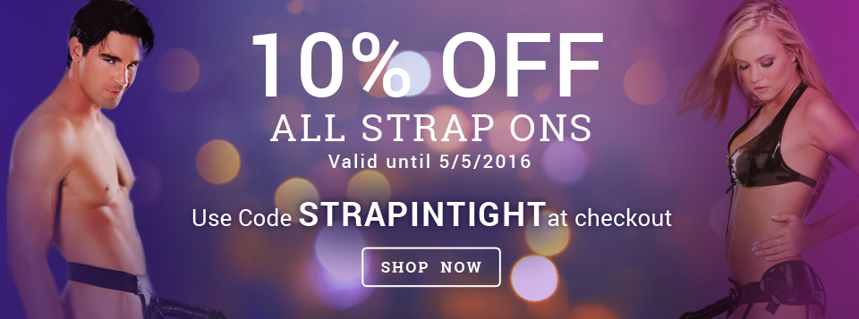 Strap On Promotion in Harmony Store