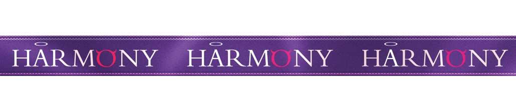 Harmony UK DVD banner